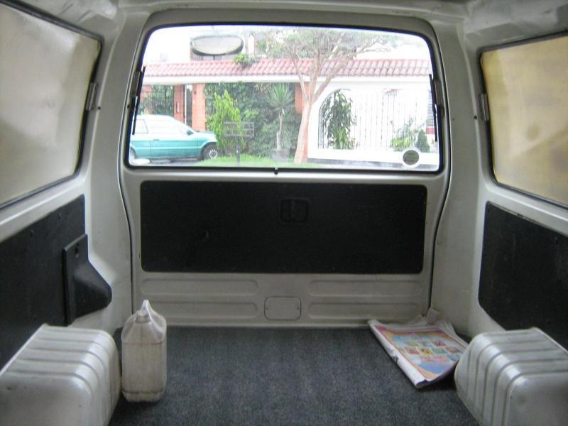 Багажник Nissan Homy