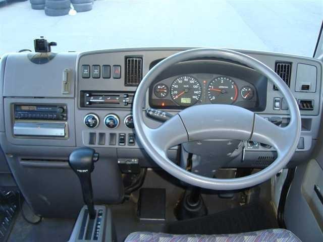 Руль, кпп, приборная панель Nissan Civilian