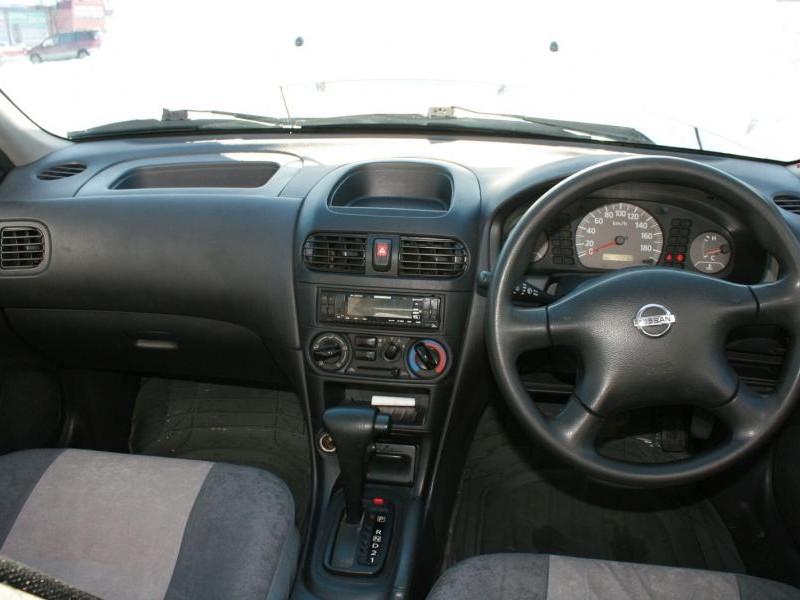 Руль, кпп Nissan AD Van