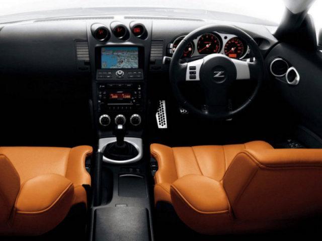 Передняя панель Nissan Fairlady