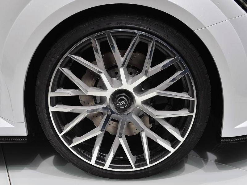 Колесо Концепта Audi TT quattro sport