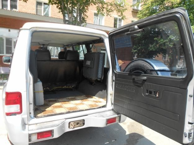 Багажник Hyundai Galloper
