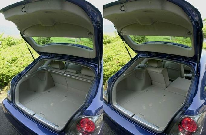 Багажник Toyota Altezza Wagon