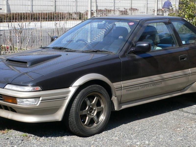 Купе Toyota Sprinter Trueno