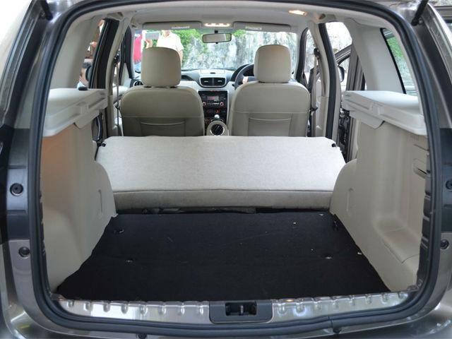 Багажник кроссовера Nissan Terrano 2014