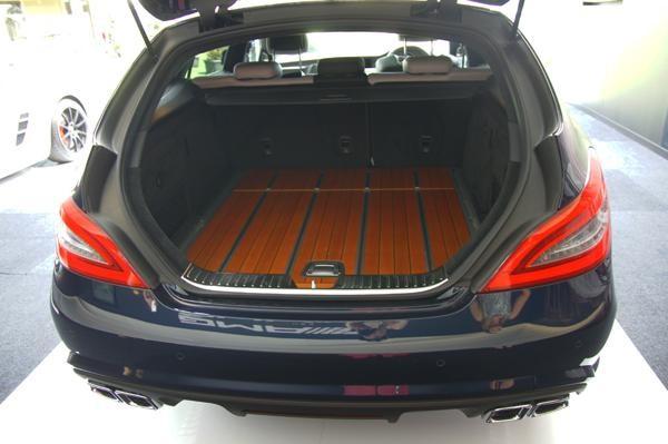 Багажник Mercedes CLS-Class Shooting Brake 2014