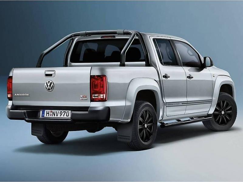 """Картинки по запросу """"Volkswagen Amarok сзади"""""""