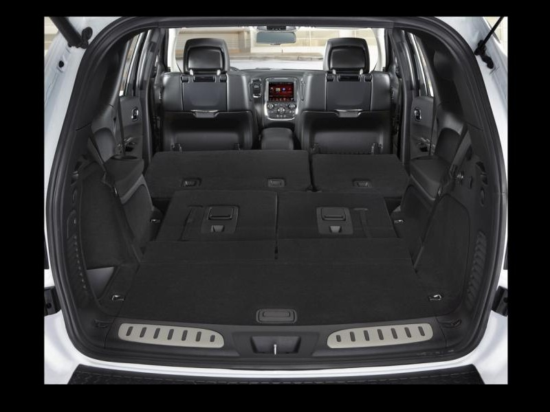 Багажник Dodge Durango 2014