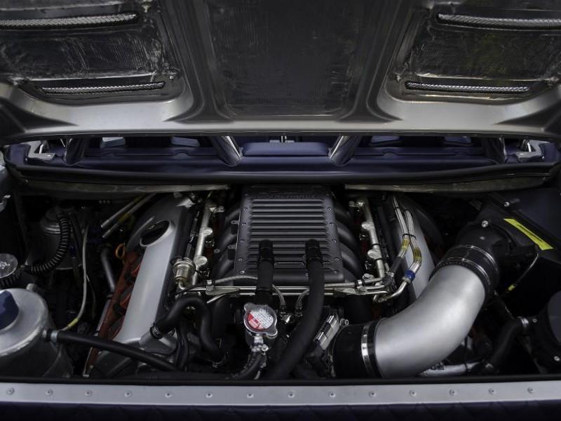 Двигатель Spyker C8 Aileron 2014