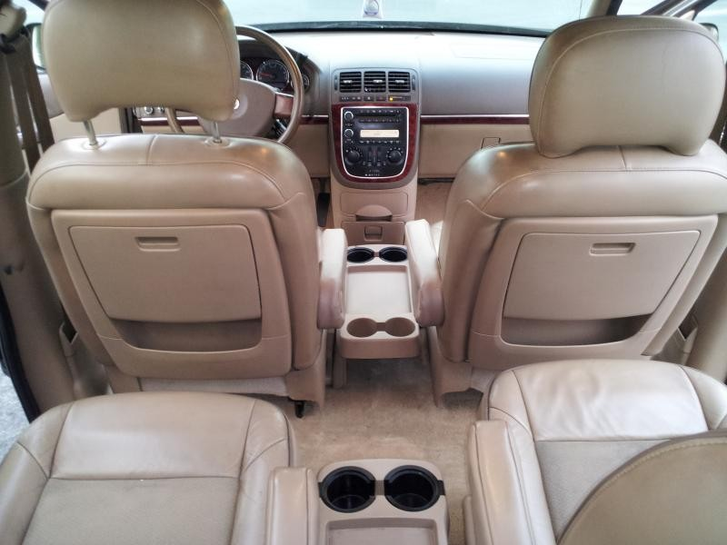 Салон Buick Terraza