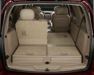 Багажник Buick Terraza