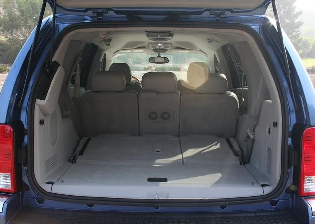 Багажник Chrysler Aspen