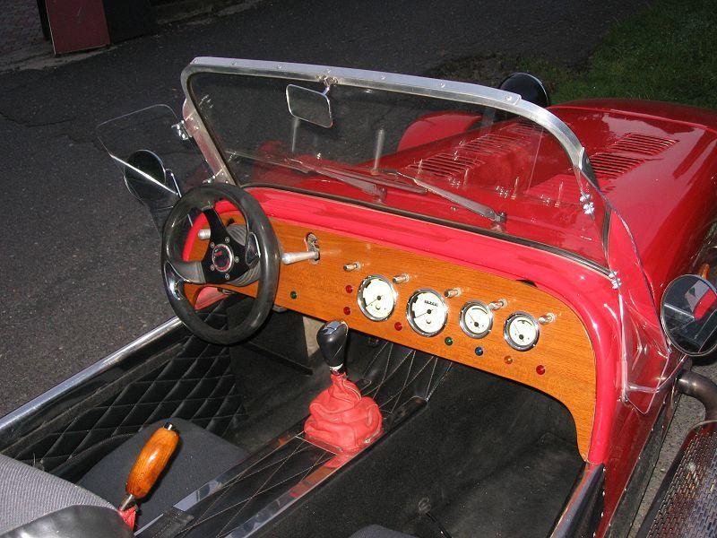 Руль, коробка передач, приборная панель Kaipan 47