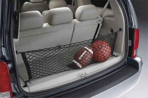 Багажник Chrysler Aspen вид сзади