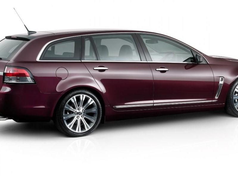 Универсал Holden Sportwagon вид сбоку