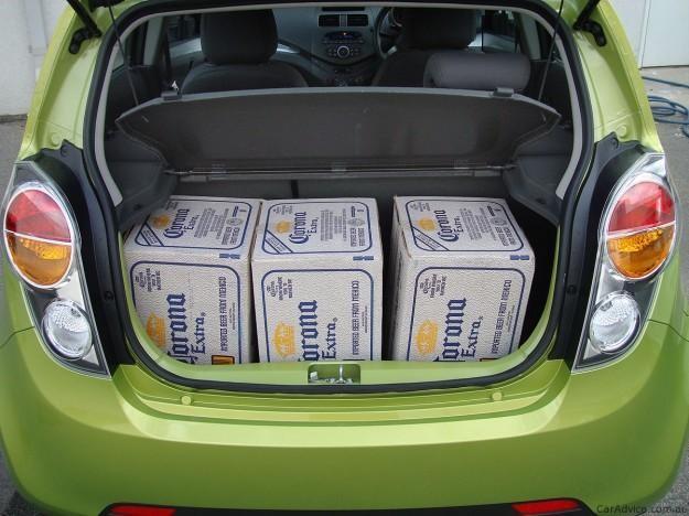 Багажник Holden Barina Spark