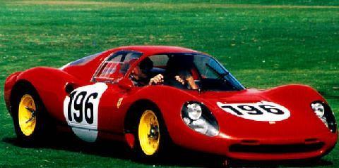 Ferrari 206S
