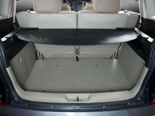 Багажник Hafei Simbo