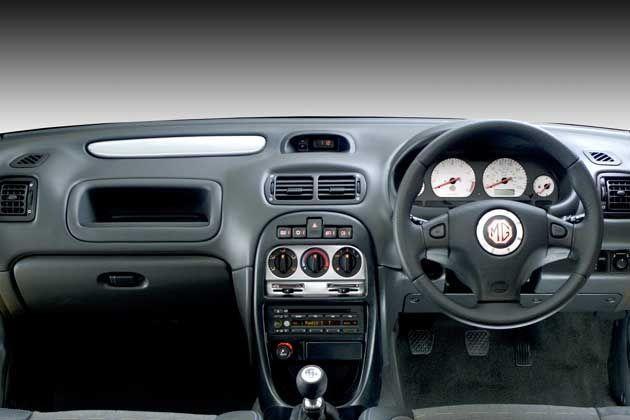 Руль, приборная панель MG X30