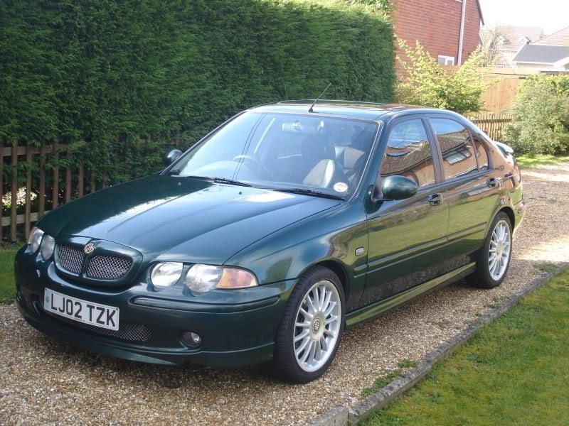 Зеленый MG X20