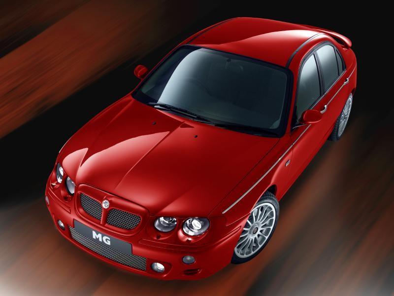 Красный MG X10