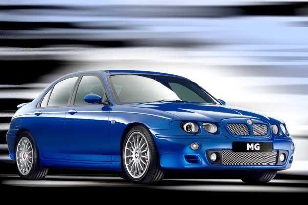 Синий MG X10