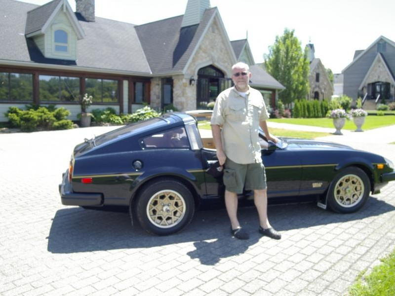 Купе Nissan 280ZX
