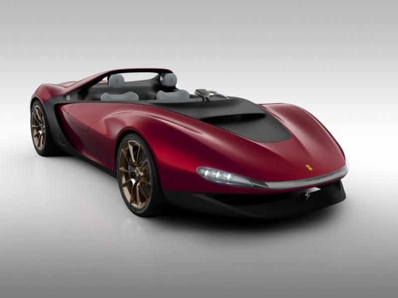 Ferrari Sergio, концепт