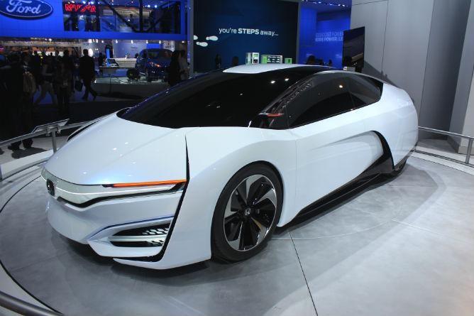 Концепт Honda FCV