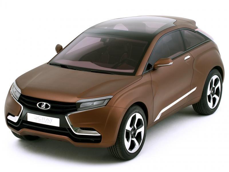 Lada XRay концепт