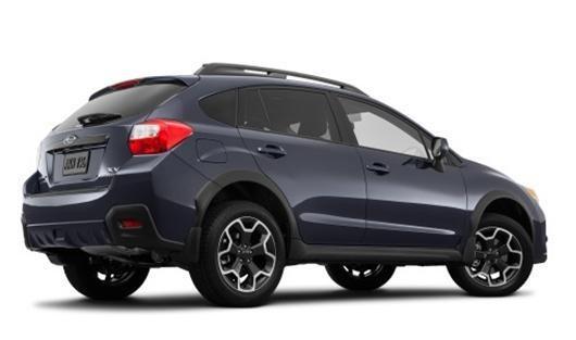 Subaru XV Crosstrek 2015 вид сбоку
