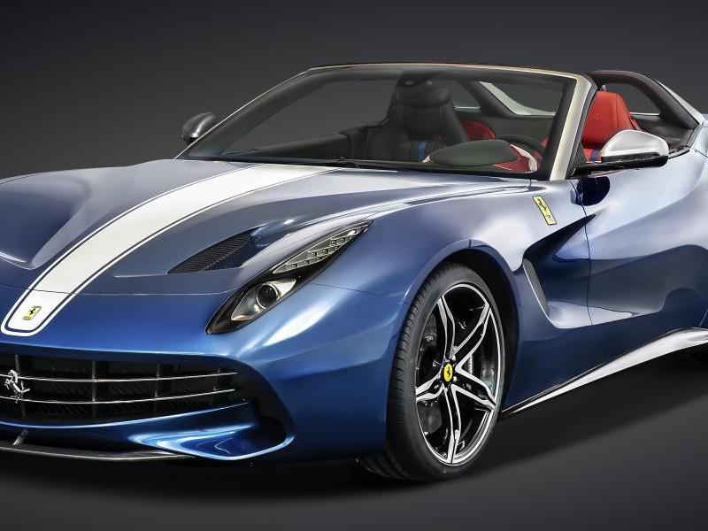 Ferrari F60 America 2015
