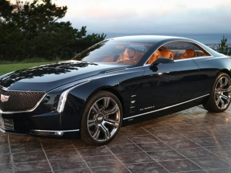 Купе Cadillac CT6
