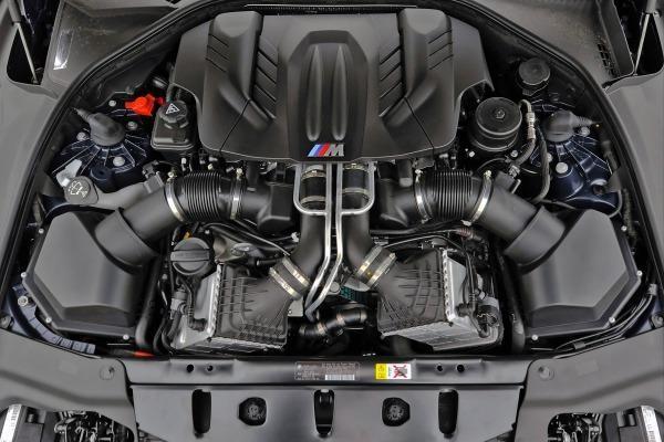 Двигатель BMW M6 2015