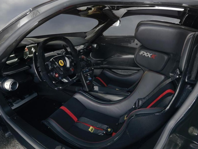 Салон Ferrari FXX K 2015