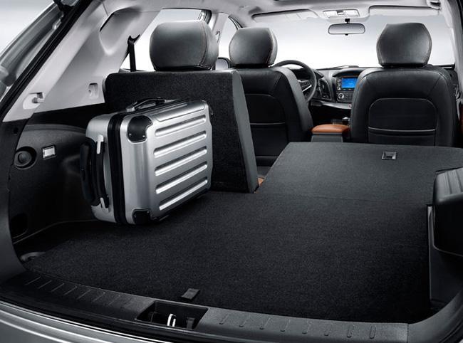 Багажник JAC S5