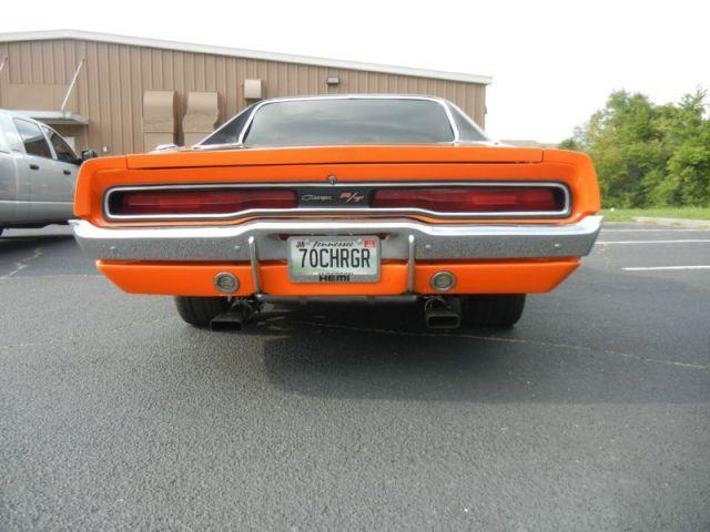 Dodge Charger RT Race Hemi 1970