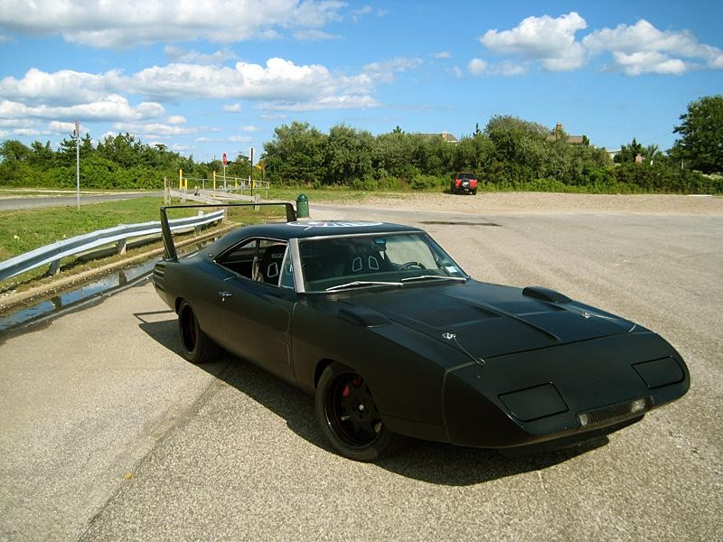 Купе Dodge Charger Daytona 1969