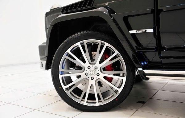 Колесо Mercedes Brabus G800
