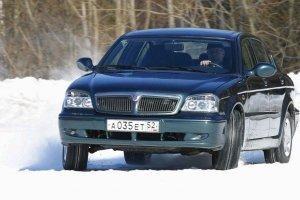 ГАЗ 3115 Волга