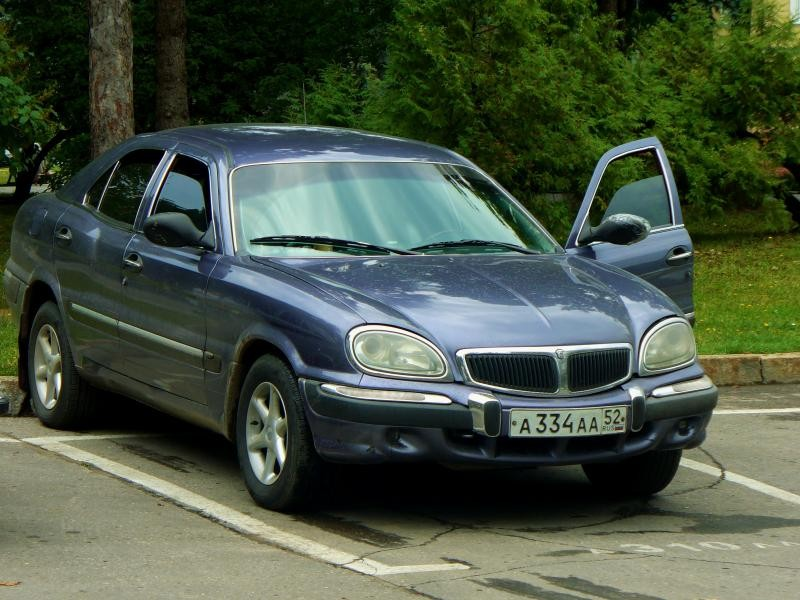 Седан ГАЗ 3111