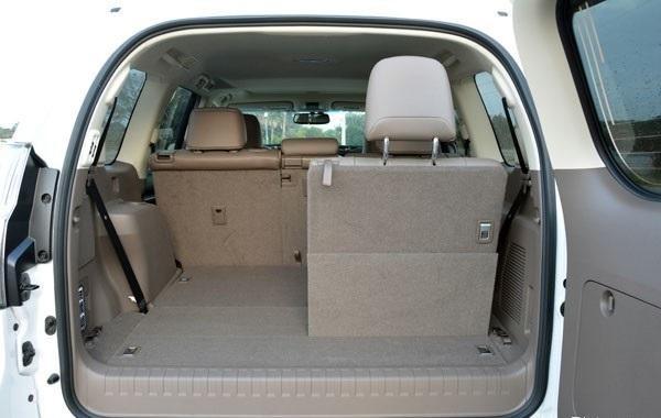 Багажник внедорожник Lexus GX460