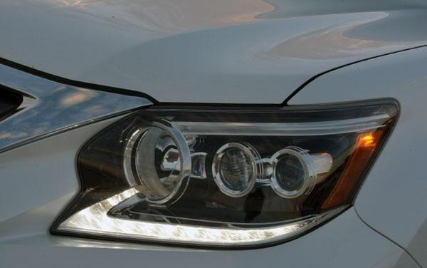 Фара Lexus GX460
