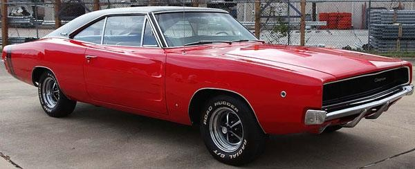 Маслкар Dodge Charger 440 1968