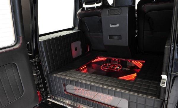 Багажник Brabus G65 800 iBusiness