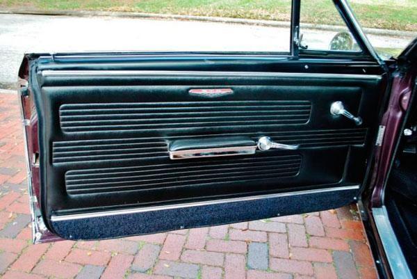 Дверь маслкара Pontiac GTO Tripower