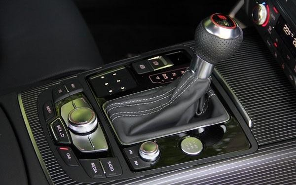Коробка передач Audi RS7 Sportback