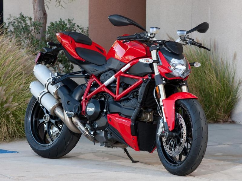Мотоцикл Ducati Streetfighter 848 2015