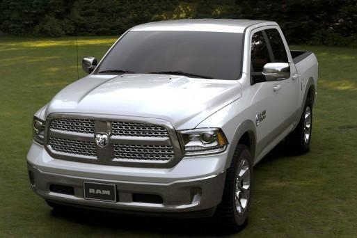 Dodge Ram 1500 Texas Ranger вид спереди