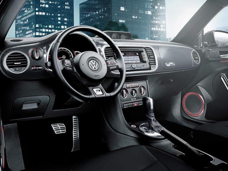 Руль, консоль, приборная панель Volkswagen Beetle 2015